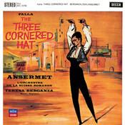 Falla: The Three Cornered Hat Songs