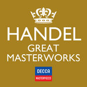 Decca Masterpieces: Handel Great Masterworks Songs