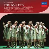 Stravinsky: The Ballets Songs