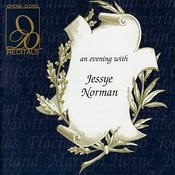 Recitals: An Evening With Jessye Norman Songs