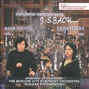 Concerto For Violin And Orchestra In E Major Bwv 1042 - 2nd Movement Song