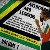 Anthems And Legends Vol. 1 Songs