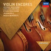 Violin Encores Songs