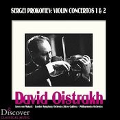 Prokofiev: Violin Concerto No. 1 & No. 2 Songs