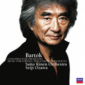 Bartok: Concerto for Orchestra / Music for Strings, Percussion & Celeste Songs