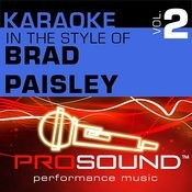 Two People Fell In Love (Karaoke Instrumental Track)[In The Style Of Brad Paisley] Song