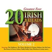 20 Greatest Ever Irish Ballads - Volume 2 Songs
