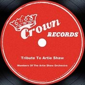 Tribute To Artie Shaw Songs