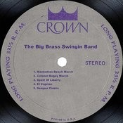 The Big Brass Swingin Band Songs