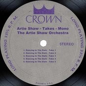 Artie Shaw - Takes - Mono Songs