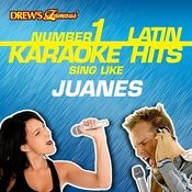 Drew's Famous #1 Latin Karaoke Hits: Sing Like Juanes Songs