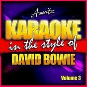 Karaoke - David Bowie Vol. 3 Songs