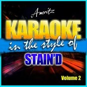 Karaoke - Staind Vol. 2 Songs