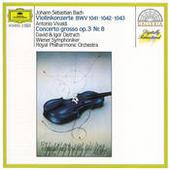 Bach, J.S.: Violin Concertos BWV 1041-1043 Songs
