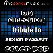 Ma Direction (Tribute To Sexion D'assaut) [Karaoke Audio Version] Songs