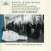 J.S. Bach: Cantatas BWV 83; 82; 125; 200 Songs