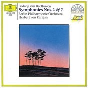 Beethoven: Symphonies Nos.2 & 7 Songs