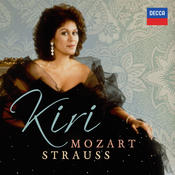 Kiri te Kanawa sings Mozart & Strauss Songs