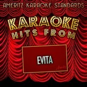 Karaoke Hits From Evita Songs