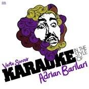 Verte Sonreir (In The Style Of Adrian Barilari) [Karaoke Version] - Single Songs