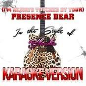 (I'm Always Touched By Your) Presence Dear (In The Style Of Blondie) [Karaoke Version] - Single Songs