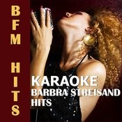 Karaoke: Barbra Streisand Hits Songs