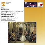 Mozart: Overtures; Divertimento, K. 131; Symphony No.28, K. 200 Songs