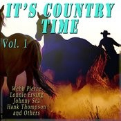 It's Country Time, Vol. 1 Songs