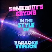 Somebody's Crying (In The Style Of Chris Isaak) [Karaoke Version] - Single Songs