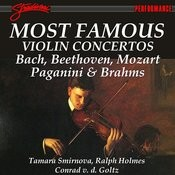 Most Famous Violin Concertos Songs