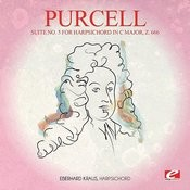 Purcell: Suite No. 5 For Harpsichord In C Major, Z. 666 (Digitally Remastered) Songs