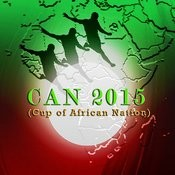 Can 2015 - Cup Of African Nation - 30 Hits Songs