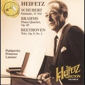 The Heifetz Collection Vol. 42 - Schubert, Brahms, Beethoven Songs
