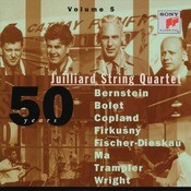 Juilliard String Quartet: Great Collaborations Songs