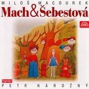 Macourek: Mach A Šebestová Songs