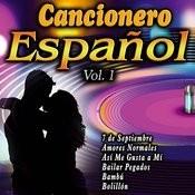 Cancionero Español Vol. 1 Songs