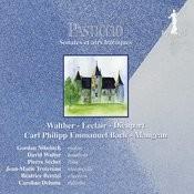 Sonata II Pour Flûte Traversière, Violon Et Basse, Wq. 161: III. Allegretto Song