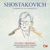 Shostakovich: Symphony No. 8 In C Minor, Op. 65 (Digitally Remastered) Songs