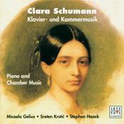 Clara Schumann: Trios Songs