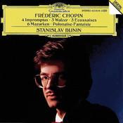 Chopin: Impromptus opp. 29, 36, 51, 66; Valses op. posth.; Ecossaises op. 72 No. 3; Mazurkas opp. 30,2-41,1-63,3-56,2-67,3 u. 4, Polonaise-Fantaisie op.61 Songs