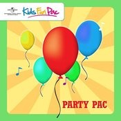 Kids Party Pac Songs