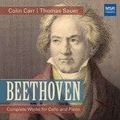 Beethoven: Complete Works For Cello And Piano Songs