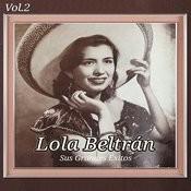 Lola Beltrán - Sus Grandes Éxitos, Vol. 2 Songs