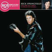 Calling All Girls - The Romantic Rick Springfield Songs