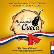 Su Majestad La Cueca, Vol.4 Songs
