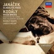 Janáček:  Glagolitic Mass; Kodály: Missa Brevis Songs