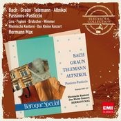 Passions-Pasticcio (Bach, Graun, Telemann, Altnikol) Songs