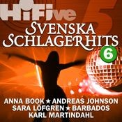 Hi-Five: Svenska Schlagerhits 6 Songs