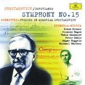 Schnittke: Praeludium In Memoriam Dmitri Shostakovich / Shostakovich: Symphony No. 15 Songs