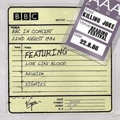 BBC In Concert (22nd August 1986) Songs